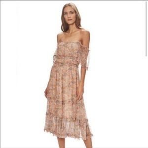 Love the label Floral Maxi Dress